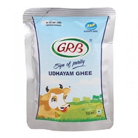 GRB GHEE 100 ML