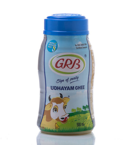 GRB GHEE 500ML JAR