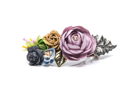 Artificial Rose Clip