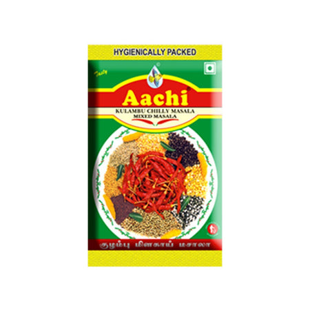 Aachi Kulambu Chilly 50 gm