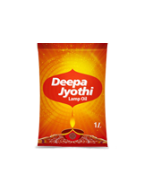 Deepa Jothi Lamp Oil 1Lt