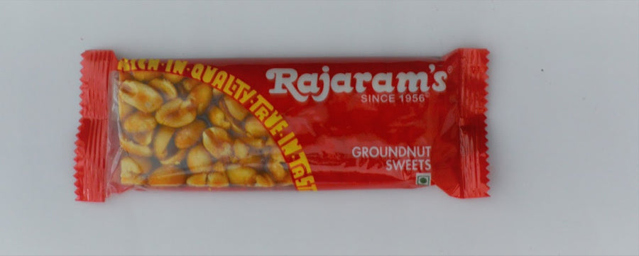 Raja Ram Groundnut Sweet 50 gm