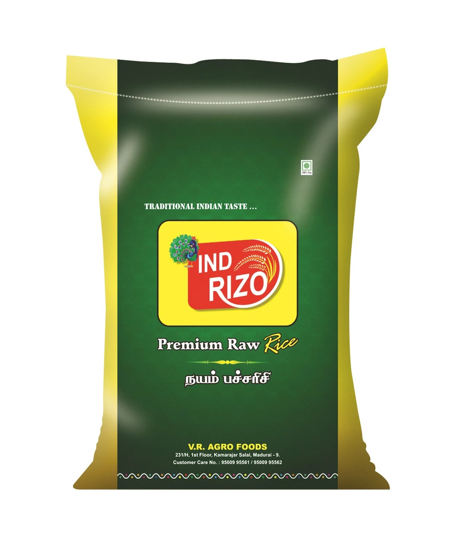 Indrizo Premium Raw Rice