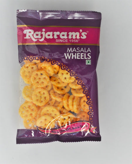 Raja Ram Masala Wheels 35 gm