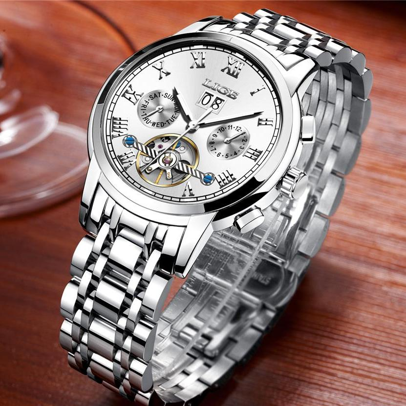 LR011 Silvermoon Automatic