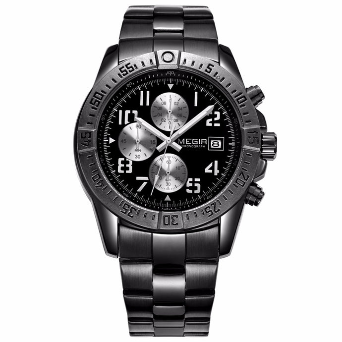 MG021 Julien Megir Quartz Chronometer Watch