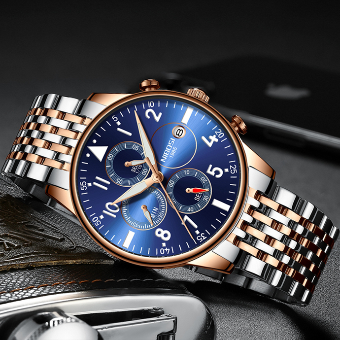 chronograph watch