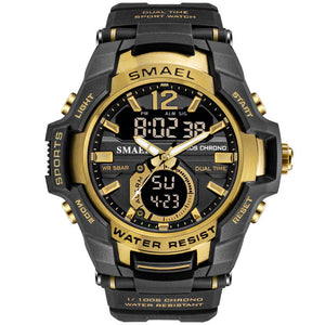 SM001 Digital Military Sports Watch for Men