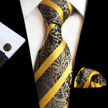 Load image into Gallery viewer, NT116 Erizman London Necktie Set