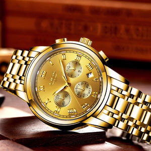 LR072 Goldmac Chronometer