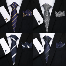 Load image into Gallery viewer, NT024 Erizman London Tie Set