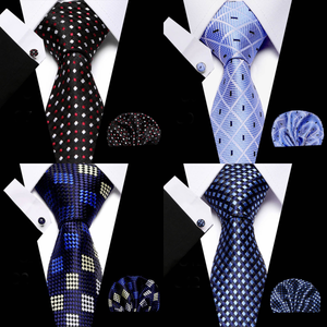 NT037 Erizman London Necktie Set