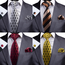 Load image into Gallery viewer, NT089 Erizman London Necktie Set