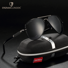 Load image into Gallery viewer, EL032 Erizman London UV Polarized Sunglass