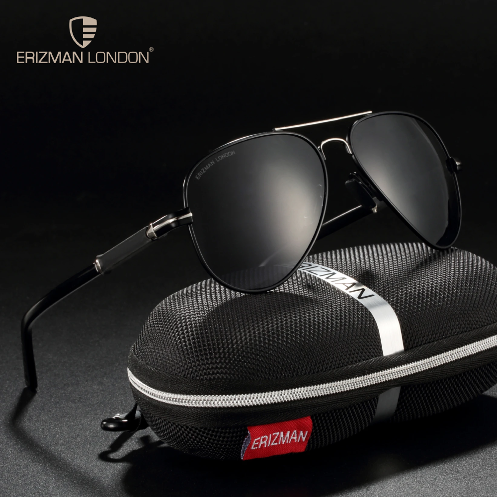 EL032 Erizman London UV Polarized Sunglass
