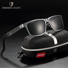Load image into Gallery viewer, EL035 Erizman London UV Polarized Sunglass