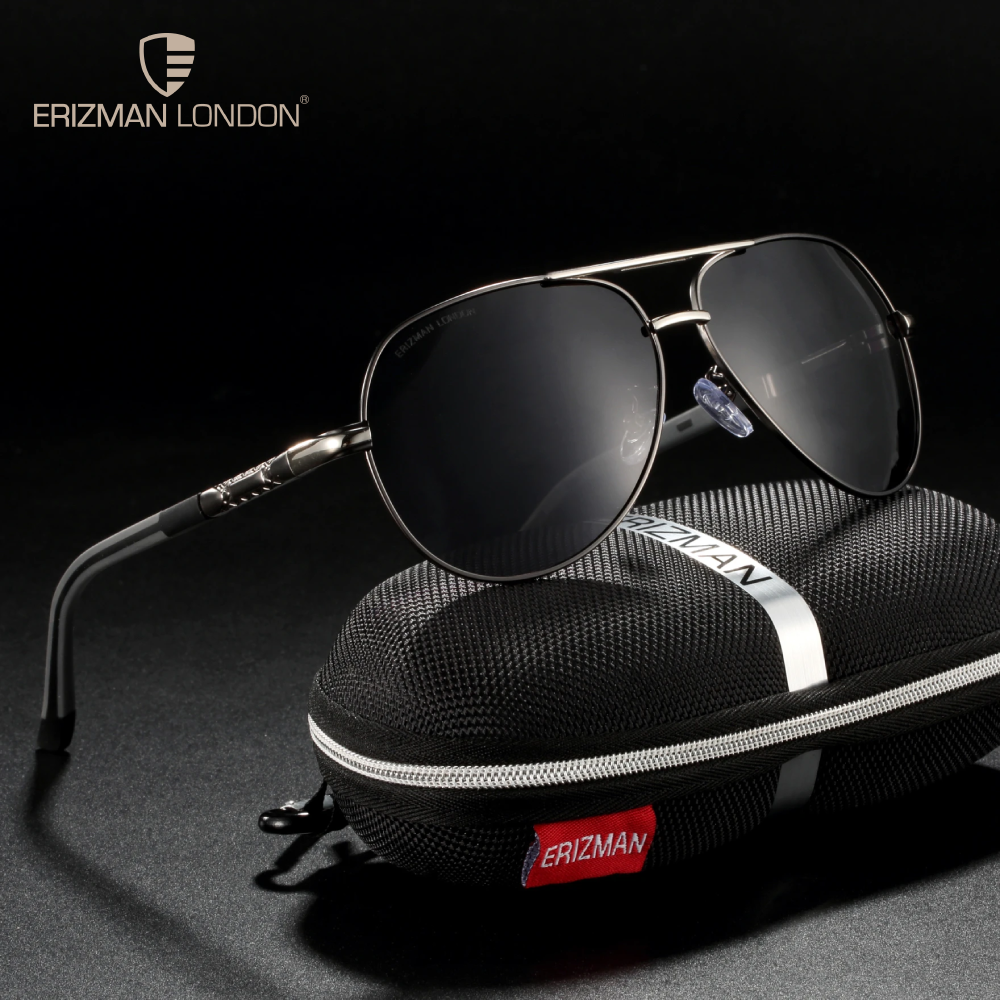 EL037 Erizman London UV Polarized Sunglass