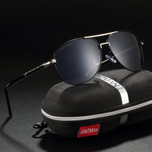 Load image into Gallery viewer, EL038 Erizman London UV Polarized Sunglass