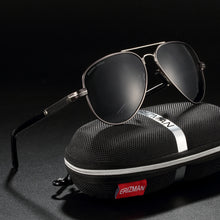Load image into Gallery viewer, EL041 Erizman London UV Polarized Sunglass