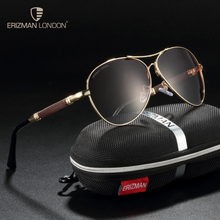 Load image into Gallery viewer, EL043 Erizman London UV Polarized Sunglass