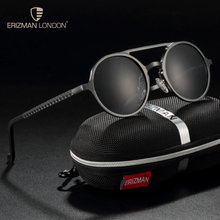 Load image into Gallery viewer, EL046 Erizman London UV Polarized Sunglass