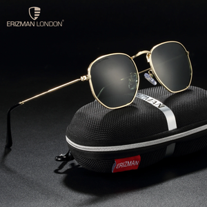 EL047 Erizman London UV Polarized Sunglass