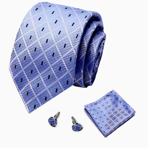 NT035 Erizman London Necktie Set