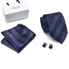 Load image into Gallery viewer, NT009 Erizman London Tie Set