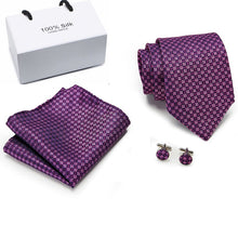 Load image into Gallery viewer, NT019 Erizman London Tie Set