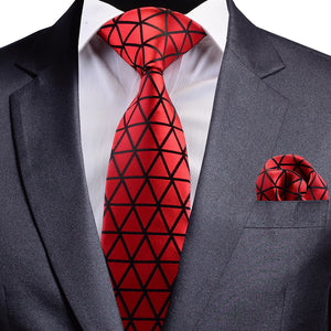 NT093 Erizman London Necktie Set