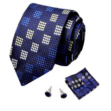 Load image into Gallery viewer, NT037 Erizman London Necktie Set
