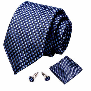 NT036 Erizman London Necktie Set