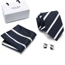 Load image into Gallery viewer, NT023 Erizman London Tie Set