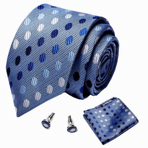 NT041 Erizman London Necktie Set