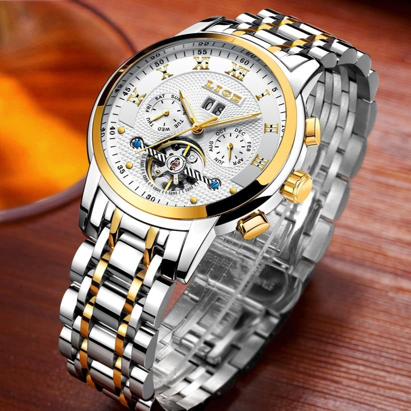 LR040 Luxury Automatic