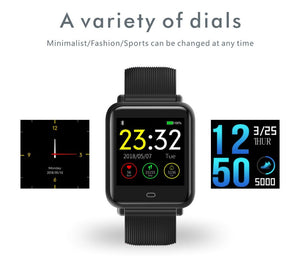 U0008 Smartwatch Android+iPhone