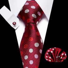 Load image into Gallery viewer, NT065 Erizman London Necktie Set