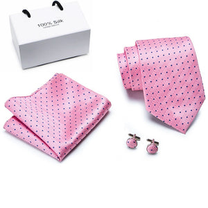 NT027 Erizman London Necktie Set