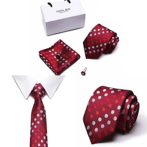 NT065 Erizman London Necktie Set