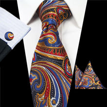 Load image into Gallery viewer, NT111 Erizman London Necktie Set