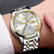 Load image into Gallery viewer, LR001 Cristen Lige Classic Quartz Watch