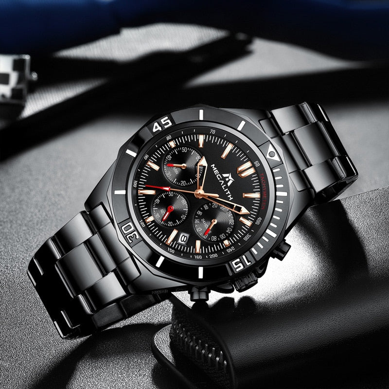 ML016 Luxury Chronograph