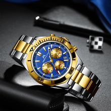 Load image into Gallery viewer, ML013 Luxury Chrono-5