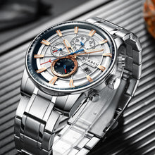 Load image into Gallery viewer, CR036 Arctic Chronograph