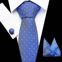 Load image into Gallery viewer, NT018 Erizman London Necktie Set