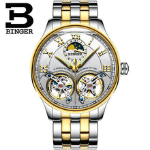 Load image into Gallery viewer, BR009 Rodolfe Binger Luxury Automatic Watch