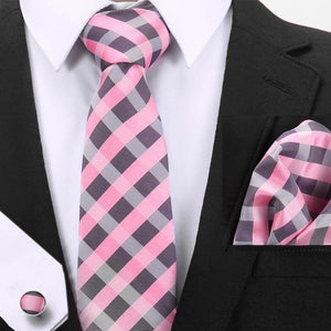 NT031 Erizman London Necktie Set