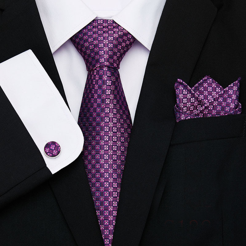 NT019 Erizman London Tie Set
