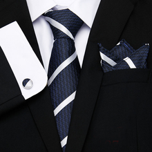 Load image into Gallery viewer, NT025 Erizman London Tie Set