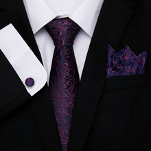 Load image into Gallery viewer, NT027 Erizman London Necktie Set